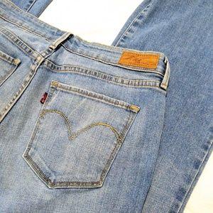 Women's Levi's Classic Boot-Cut Jeans Size 8/29